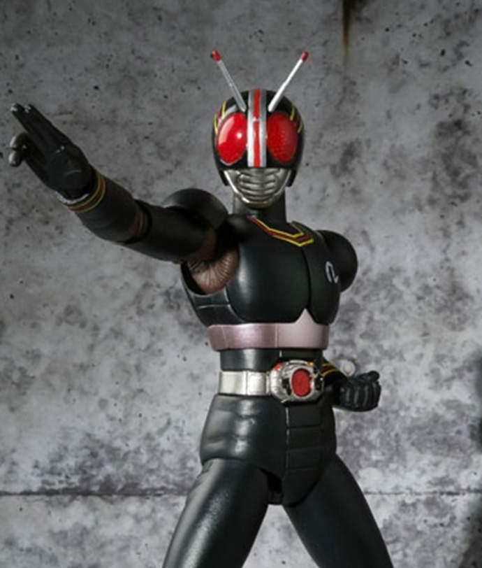 Kamen Rider Black S.H.Figuarts Bandai