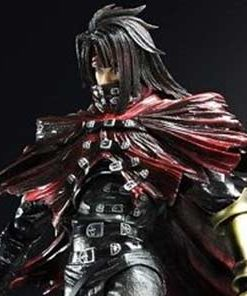 Vincent Valentine Final Fantasy VII Play Arts Kai Square Enix
