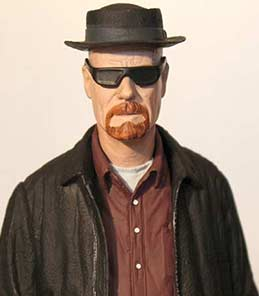 Heisenberg Breaking Bad Mezco