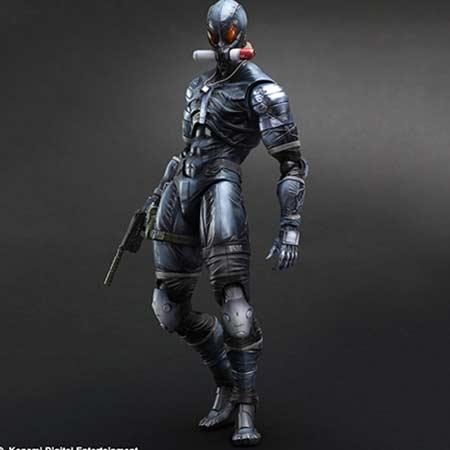 Raiden Metal Gear Solid 2 Play Arts Kai Square Enix