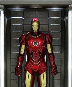 Hall of Armor Iron Man 2 Pack 4 Hot Toys