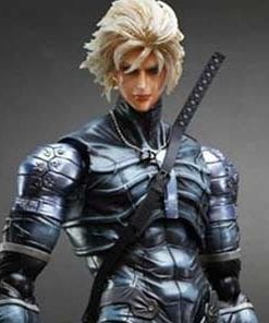 Raiden Metal Gear Solid 2 Play Arts Kai Square Enix