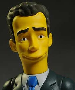 Tom Hanks The Simpsons 25th Anniversary Neca