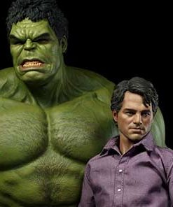 Bruce Banner & Hulk The Avengers Hot Toys