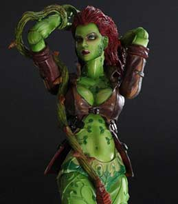 Poison Ivy Play Arts Kai Square Enix