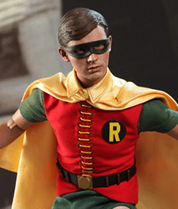 Robin 1966 Burt Ward Hot Toys