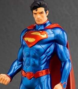 Superman New 52 ArtFx Statue Kotobukiya