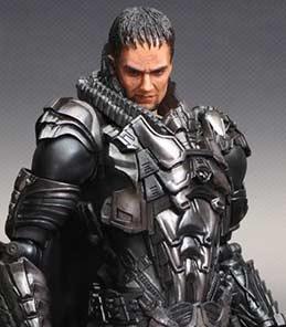General Zod Play Arts Kai Square Enix