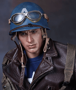 Captain America Exclusive Rescue Uniform Ver Hot Toys
