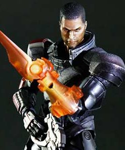 Commander Shepard Mass Effect 3 Play Arts Kai Square Enix