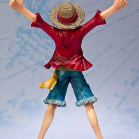 Monkey D Luffy New World Version Figuarts Zero Bandai