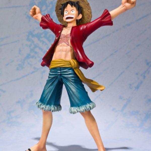 Monkey D Luffy New World Version Figuarts Zero Bandai