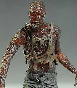 Charred Walker The Walking Dead 5 McFarlane