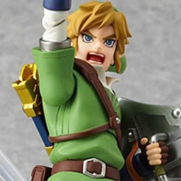 Link Skyward Sword Figma