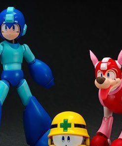 Megaman D-Arts with Rush & Met Bandai