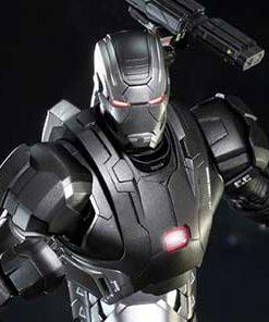 War Machine Mark II Iron Man 3 Diecast Hot Toys