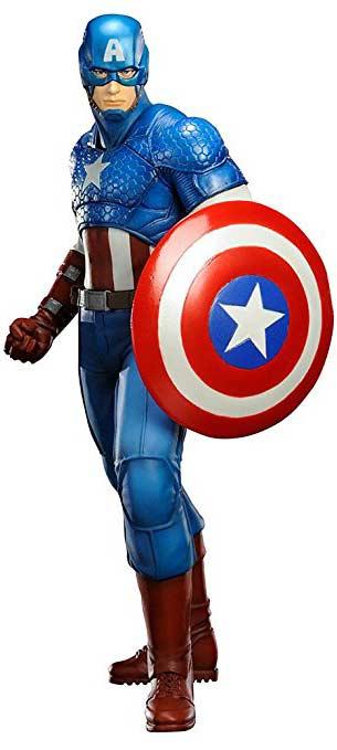 Captain America Marvel Now ArtFx+ Statue Kotobukiya