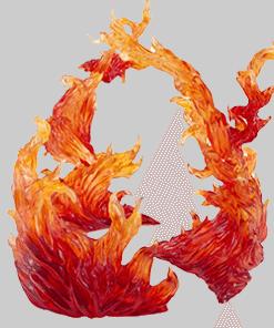 Tamashii Effect Burning Red Display Bandai