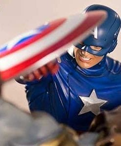 Captain America Iron Studios