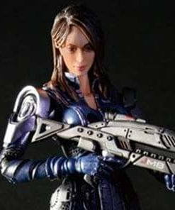 Ashley Williams Mass Effect 3 Play Arts Kai Square Enix