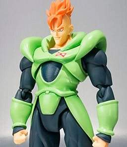 Android 16 S.H.Figuarts Bandai