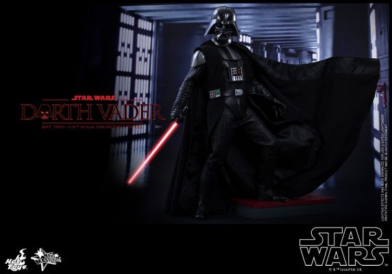 Darth Vader Hot Toys