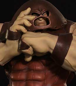 Juggernaut Marvel Comics Art Scale Iron Studios