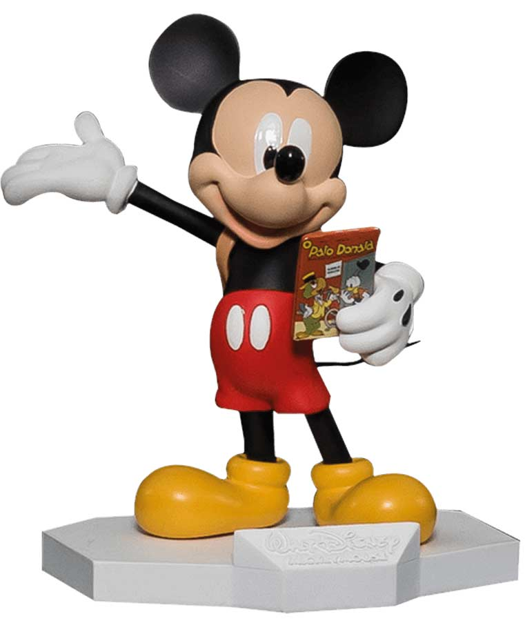 Mickey Statue CCXP Exclusive Iron Studios