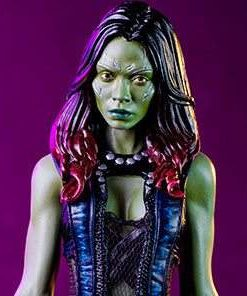 Gamora Guardians of the Galaxy Art Scale Iron Studios