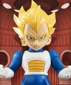 Vegeta Super Saiyan Dragon Ball Z Tamashii Buddies Bandai