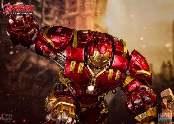 Hulkbuster Age of Ultron Diorama 1/6 Iron Studios