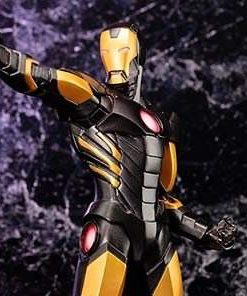 Black Iron Man Marvel Now ArtFx+ Statue Kotokukiya