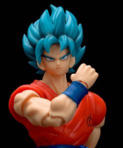 Son Goku God Super Saiyan S.H.Figuarts Bandai