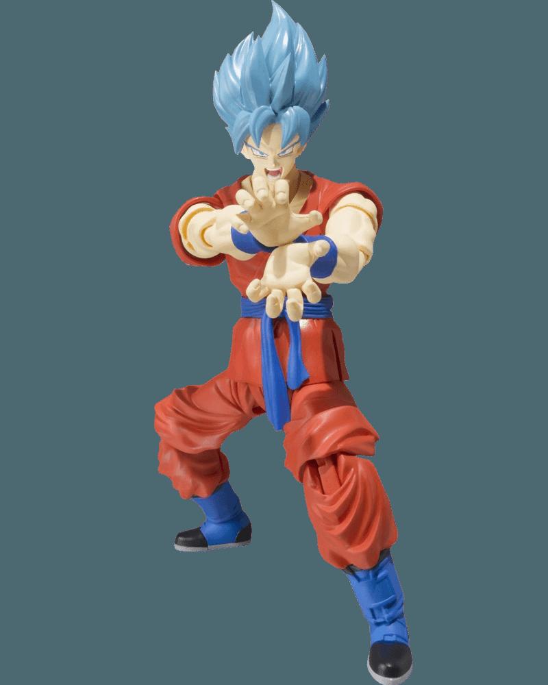 Son Goku God Super Saiyan S.H.Figuarts