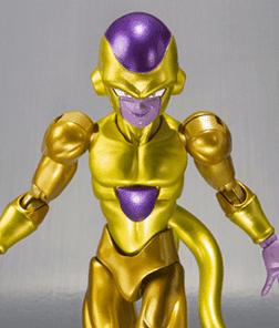 Golden Freeza S.H.Figuarts Bandai