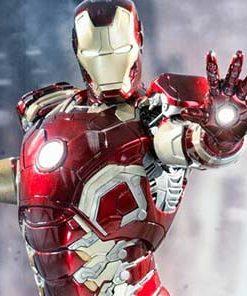 Iron Man Mark XLIII Iron Studios