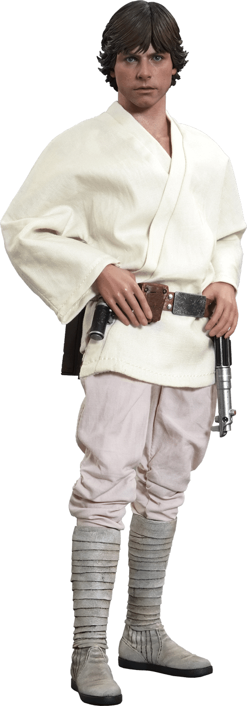 Luke Skywalker Special Edition Hot Toys