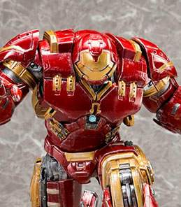 Iron Man Hulkbuster ArtFx+Statue Kotobukiya