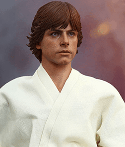 Luke Skywalker Episode IV A New Hope Hot Toys