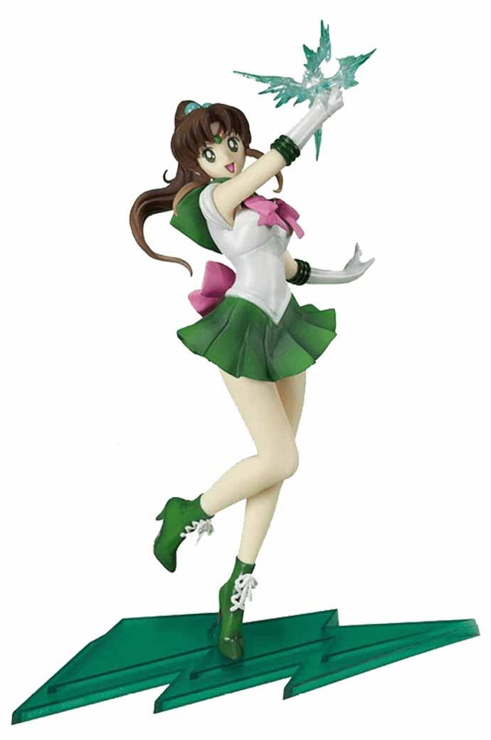 Sailor Moon Jupiter Figuarts Zero Bandai