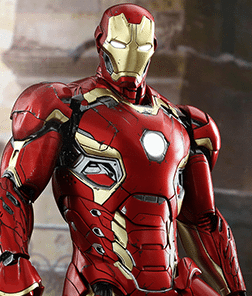 Iron Man Mark XLV Age of Ultron Diecast Hot Toys