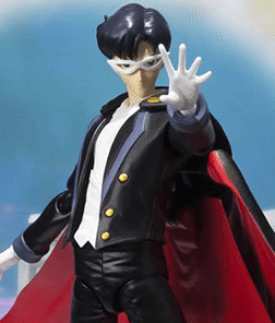 Tuxedo Mask S.H.Figuarts Bandai