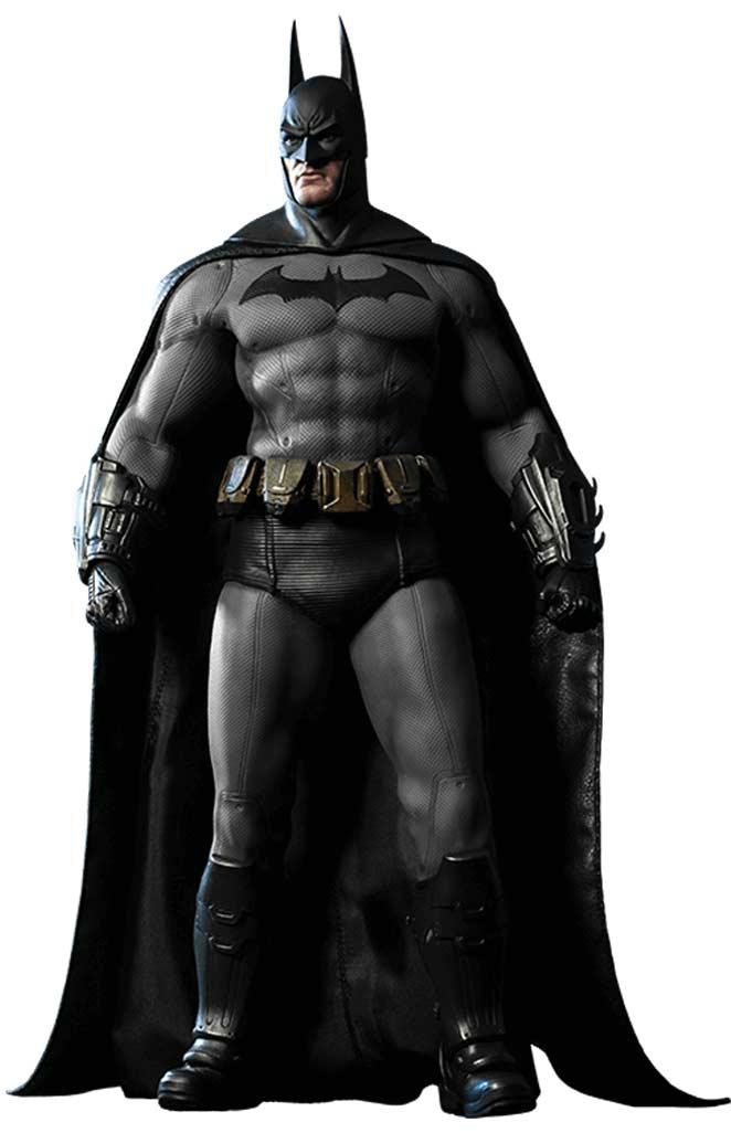 Batman Arkham City Hot Toys