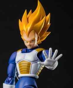 Vegeta Super Saiyan Advanced Color S.H.Figuarts Bandai