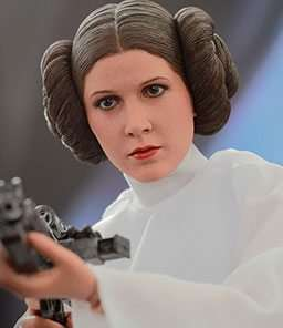 Princess Leia Special Edition Hot Toys