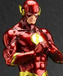 Flash New 52 ArtFx Statue Kotobukiya