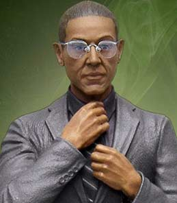 Gus Fring Breaking Bad Mezco