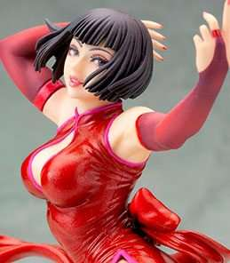 Anna Williams Bishoujo Kotobukiya