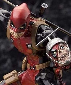 Deadpool Chimichanga ver. ArtFX+ Exclusive Kotobukiya