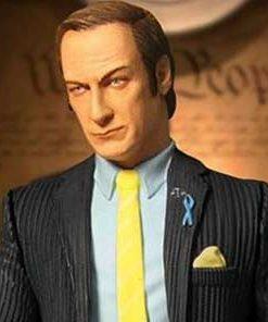 Saul Goodman Breaking Bad Mezco